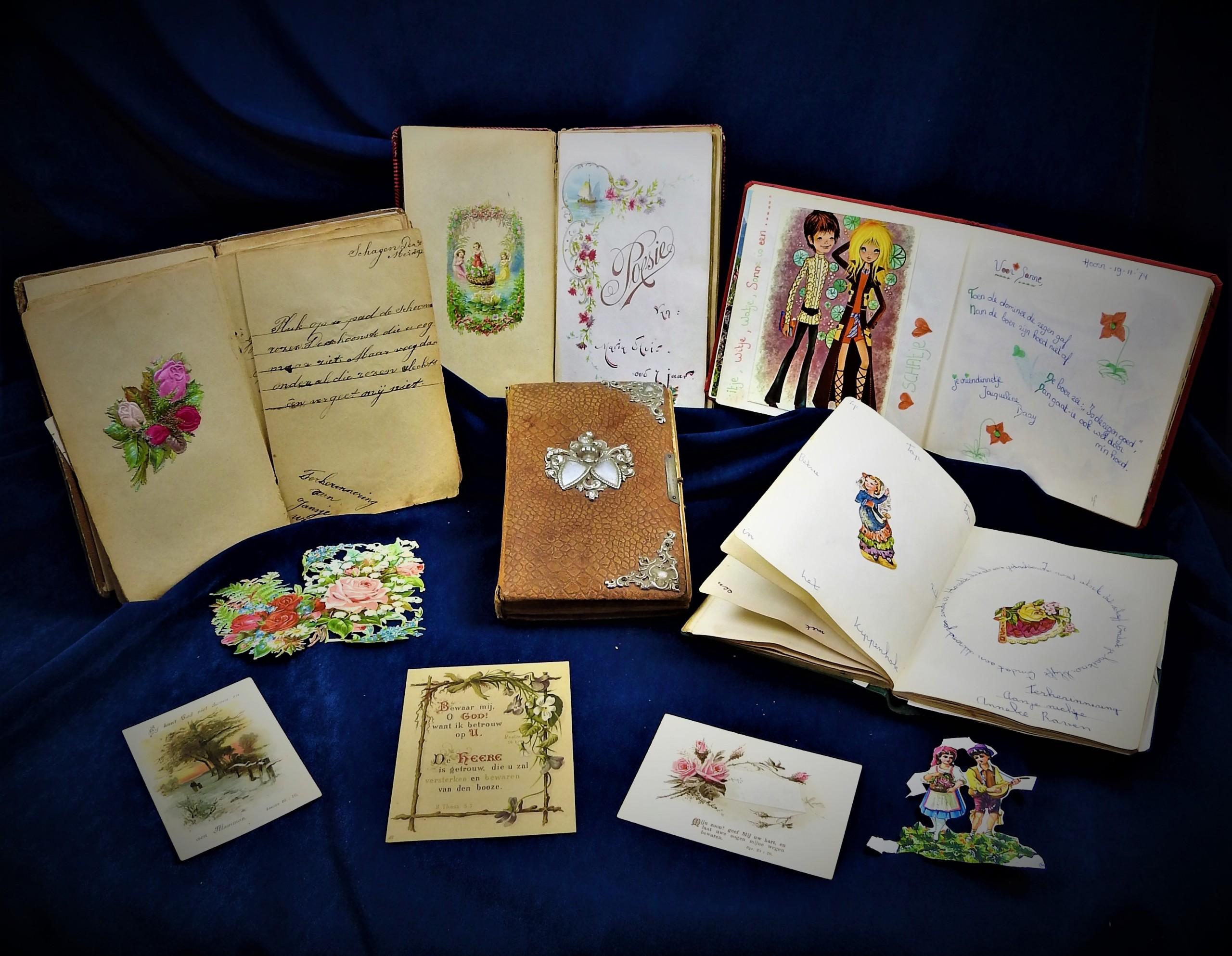 Poesie-/poëziealbums